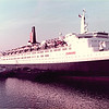 QE2 - 1984 Transatlantic Crossing : 2 galleries with 51 photos